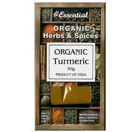 Turmeric macinat bio Essential 30g
