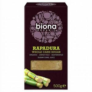 Zahar brun Rapadura eco 500g Biona