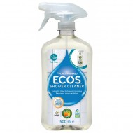 Solutie anticalcar pt curatarea dusului si a baii, Earth Friendly Products, 500 ml