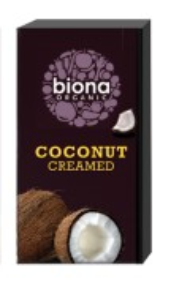 Crema de cocos bio Biona 200g