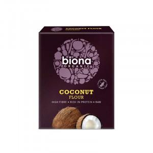 Faina de cocos bio fara gluten Biona, 500g