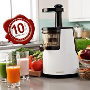 Storcator Hurom Slow Juicer HH-WBE06,10Ani Garantie, Putere 150W, 70 Rotatii pe minut- Produs Original