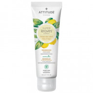 Crema de corp ecologica regeneratoare, Attitude Super Leaves, 240 ml