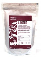 Aronia pudra raw bio Dragon Superfoods 200g