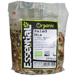 Mix seminte pentru germinare in 3 zile bio Essential 250g