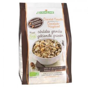Musli din cereale germinate ciocolata-alune bio 350g