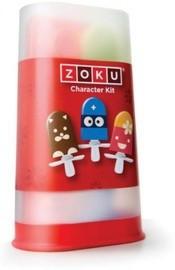 Set Matrite-Figurine Zoku ZK108 pentru decorarea inghetatei