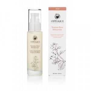 Crema hidratanta organica cu trandafiri pentru fata si ochi Odylique by Essential Care 50ml
