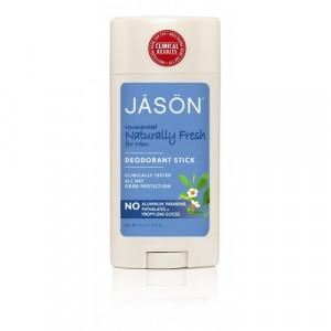 Deodorant stick bio Fresh- fara miros , pt. barbati, Jason, 75g