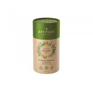 Deodorant stick natural Attitude Superleaves, frunze de maslin, 85 g