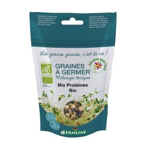 Mix proteic pt. germinat bio Germline 200g