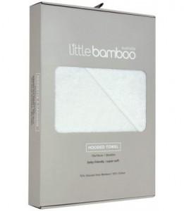 Prosop Din Bambus Pentru Bebelus, 75x75 Cm, Little Bamboo
