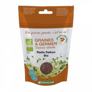 Seminte de usturoi pentru germinat bio Germline 50g