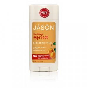 Deodorant stick bio cu caise, Jason, 75g