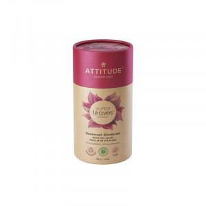 Deodorant stick natural Attitude Superleaves, frunze de ceai alb, 85 g