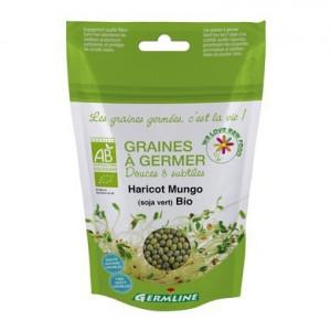 Fasole mung bio pt. germinat Germline 200g