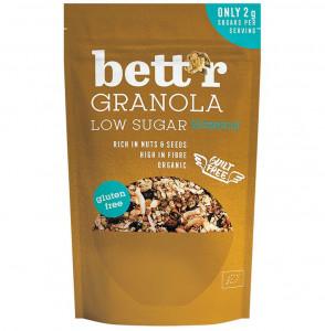 Granola Cu Alune De Padure Fara Gluten Eco 300g Bettr