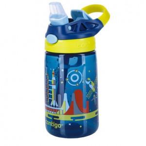 Sticla pentru copii - GIZMO FLIP Nautical W Space 420 ml, Contigo
