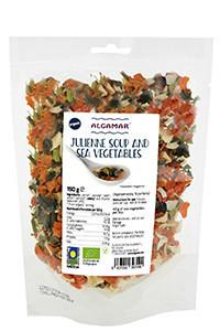Supa Julienne cu alge marine bio 150g