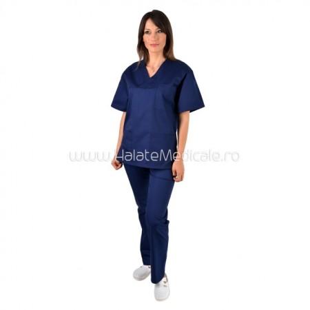 Costum unisex bleumarin