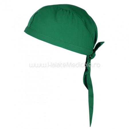 Boneta unisex verde