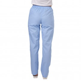 Pantaloni unisex bleu