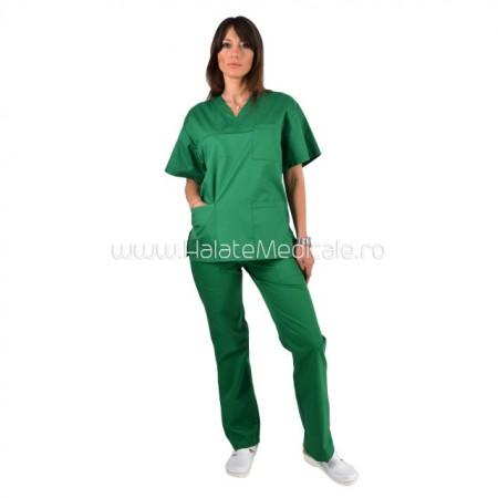 Poze Costum Verde