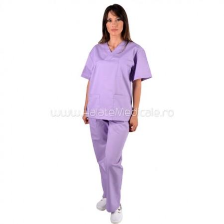 Costum unisex lila
