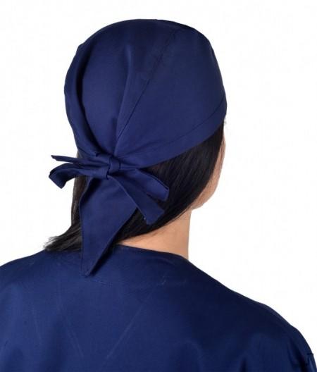 Boneta unisex bleumarin