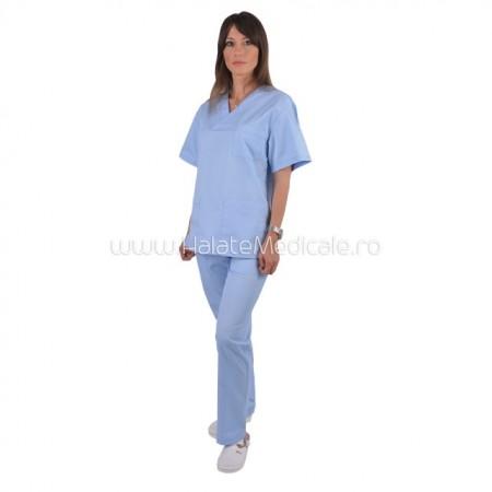 Poze Costum Bleu