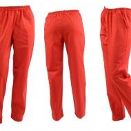 Pantaloni Unisex Rosii
