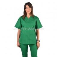 Costum unisex verde