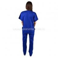Costum unisex albastru
