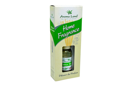 Reed diffuser White Musk, Aroma Land, 125 ml