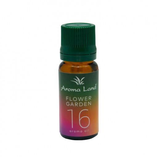 Ulei aromaterapie Flower Garden, Aroma Land, 10 ml