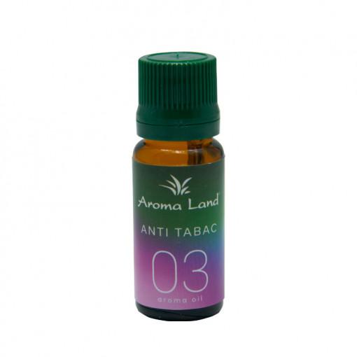Ulei aromaterapie parfumat Anti Tabac, Aroma Land, 10 ml