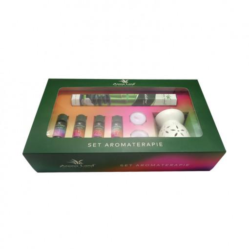 Set aromaterapie Spa, Aroma Land