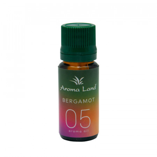 Ulei aromaterapie parfumat Bergamota, Aroma Land, 10 ml