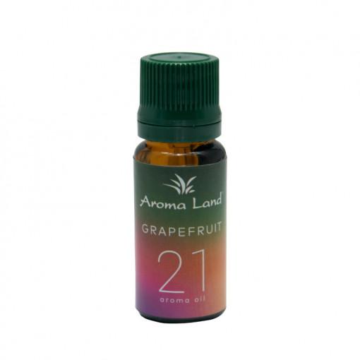 Ulei aromaterapie parfumat Grapefruit, Aroma Land, 10 ml