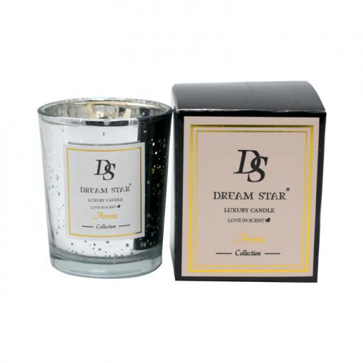 Lumanare parfumata iasomie cu cutie cadou, 18 ore