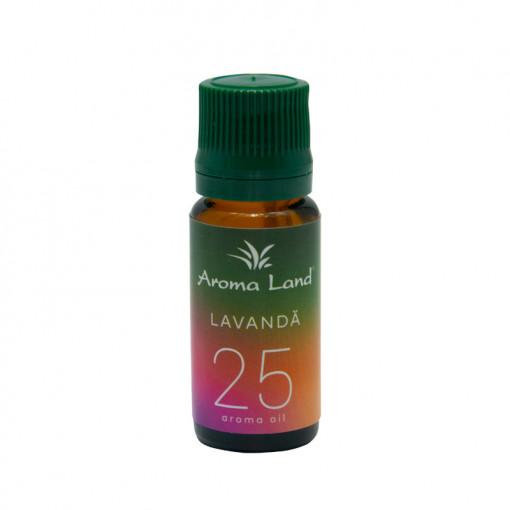 Ulei aromaterapie parfumat Lavanda, Aroma Land, 10 ml