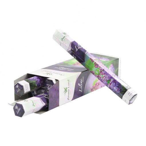 Betisoare parfumate Liliac, Aroma Land, 20 buc