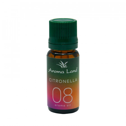Ulei aromaterapie parfumat Citronella, Aroma Land, 10 ml