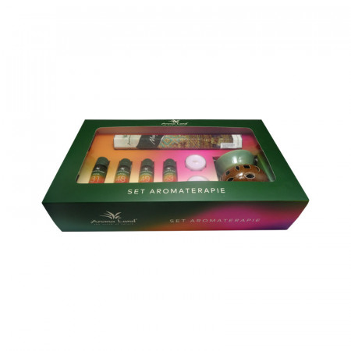 Set aromaterapie Oriental, Aromaterapie