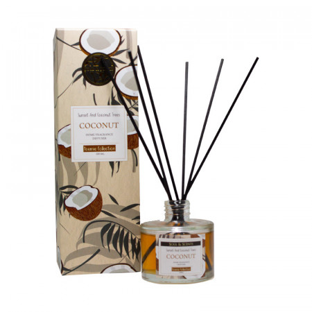 Reed diffuser Coconut, S&S India, 120 ml
