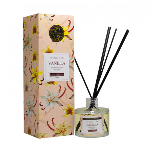 Reed diffuser Vanilla, S&S India, 120 ml