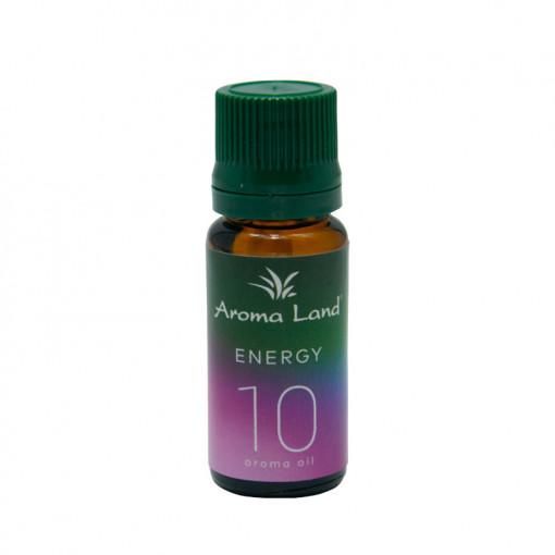 Ulei aromaterapie parfumat Energy, Aroma Land, 10 ml