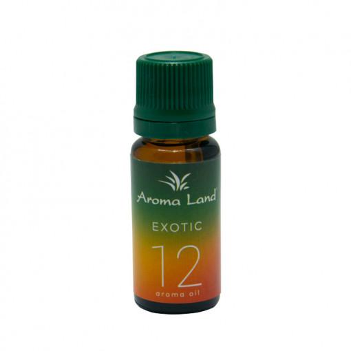 Ulei aromaterapie parfumat Exotic, Aroma Land, 10 ml