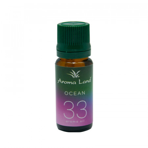 Ulei aromaterapie parfumat Ocean, Aroma Land, 10 ml