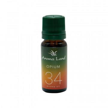 Pachet 10 uleiuri aromaterapie parfumate Opium, Aroma Land, 10 ml